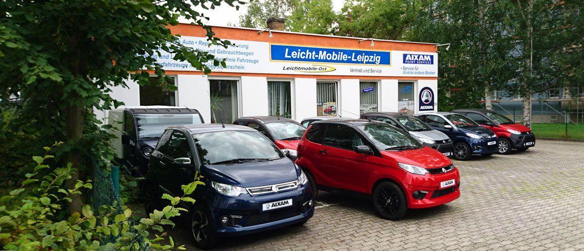 Leichtmobile-Ost und Leicht-Mobile-Leipzig