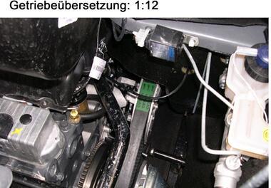 Motor Kubota Z402