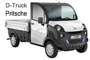 Aixam Pro: D-Truck 400